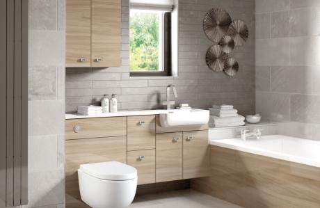 Stylish Modern Bathroom Installation